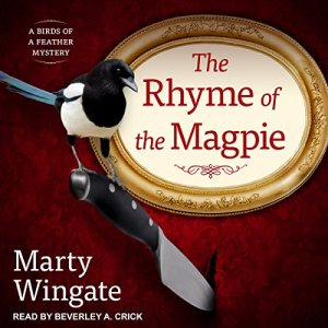 The Rhyme of the Magpie audiobook cover art