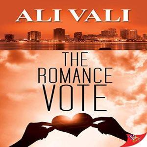 The Romance Vote audiobook cover art
