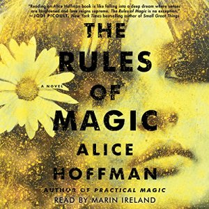 The Rules of Magic audiobook cover art