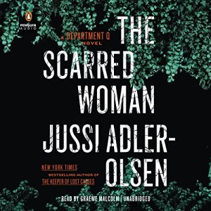 The Scarred Woman audiobook cover art
