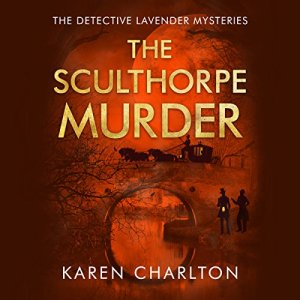 The Sculthorpe Murder audiobook cover art
