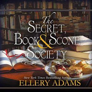 The Secret, Book & Scone Society audiobook cover art
