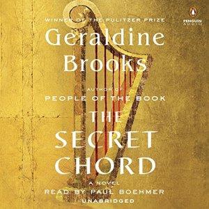The Secret Chord audiobook cover art