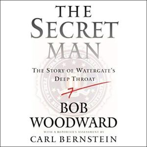 The Secret Man audiobook cover art