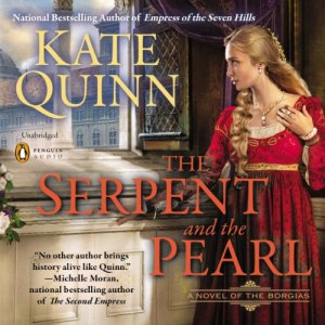 The Serpent and the Pearl audiobook cover art