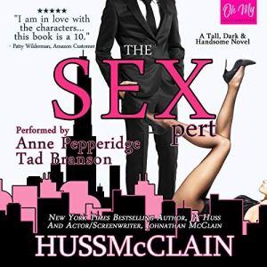The Sexpert audiobook cover art