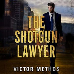 The Shotgun Lawyer audiobook cover art