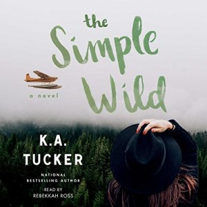 The Simple Wild audiobook cover art