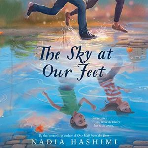 The Sky at Our Feet audiobook cover art