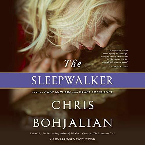 The Sleepwalker audiobook cover art