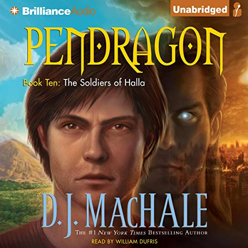 The Soldiers of Halla audiobook cover art