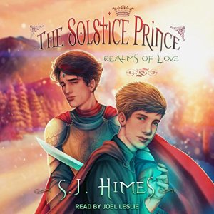 The Solstice Prince audiobook cover art
