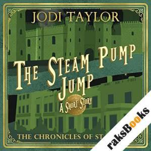 The Steam-Pump Jump audiobook cover art