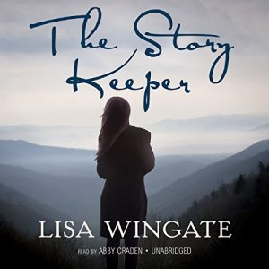 The Story Keeper audiobook cover art