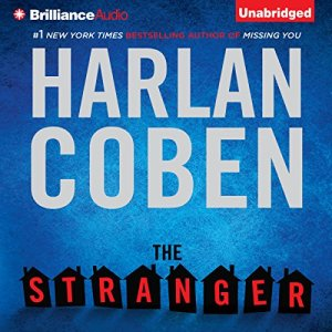 The Stranger audiobook cover art