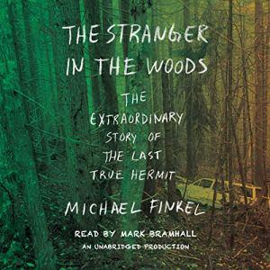 The Stranger in the Woods audiobook cover art