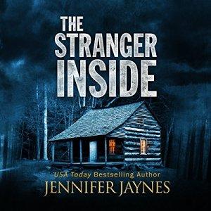 The Stranger Inside audiobook cover art