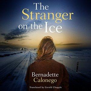 The Stranger on the Ice audiobook cover art