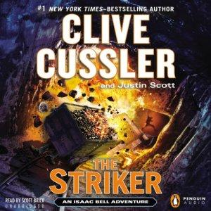 The Striker audiobook cover art