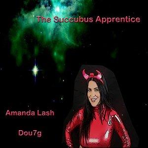 The Succubus Apprentice audiobook cover art