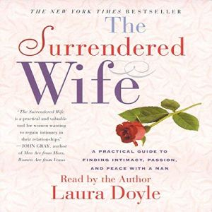 The Surrendered Wife audiobook cover art