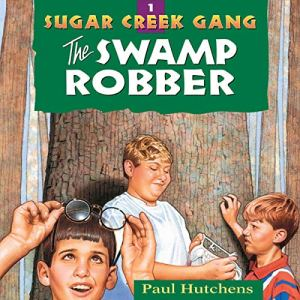The Swamp Robber audiobook cover art