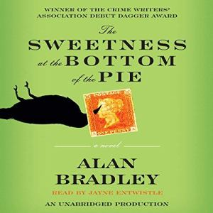 The Sweetness at the Bottom of the Pie audiobook cover art