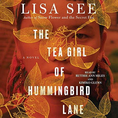 The Tea Girl of Hummingbird Lane audiobook cover art
