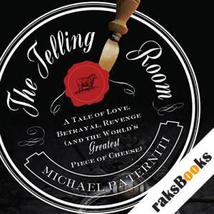 The Telling Room audiobook cover art