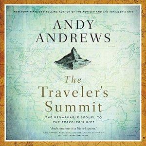 The Traveler's Summit audiobook cover art