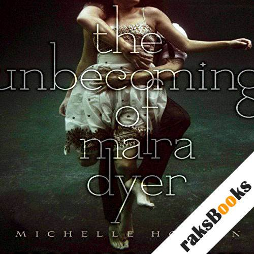 The Unbecoming of Mara Dyer audiobook cover art
