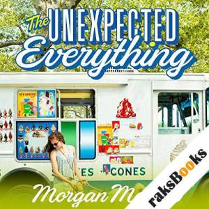 The Unexpected Everything  audiobook cover art