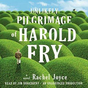The Unlikely Pilgrimage of Harold Fry audiobook cover art