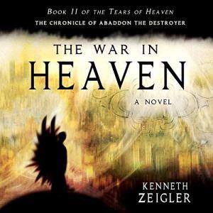 The War in Heaven audiobook cover art