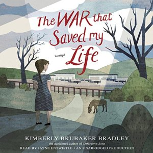 The War That Saved My Life audiobook cover art