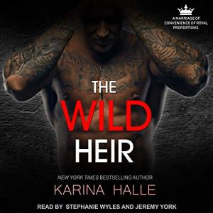 The Wild Heir audiobook cover art