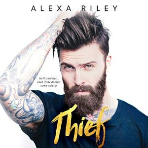 Thief audiobook cover art