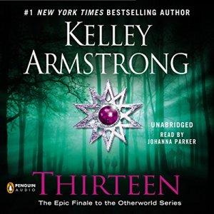 Thirteen audiobook cover art
