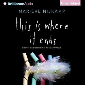 This Is Where It Ends audiobook cover art