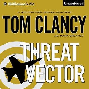 Threat Vector audiobook cover art