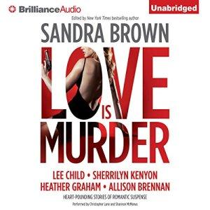 Thriller 3: Love Is Murder audiobook cover art