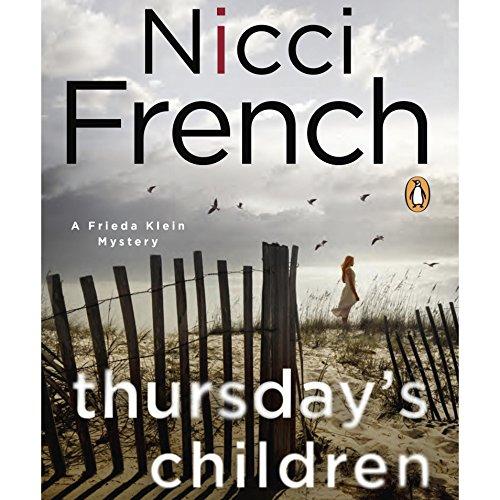 Thursday's Children audiobook cover art