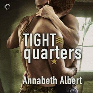 Tight Quarters audiobook cover art