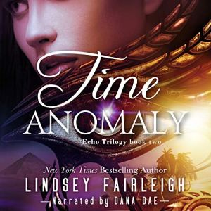 Time Anomaly: A Time Travel Romance  audiobook cover art