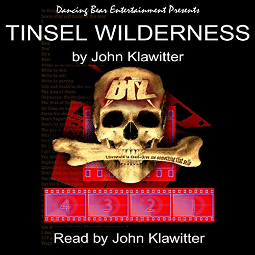 Tinsel Wilderness audiobook cover art