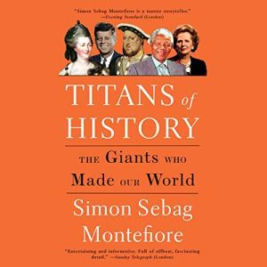 Titans of History audiobook cover art