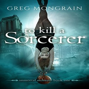 To Kill a Sorcerer audiobook cover art