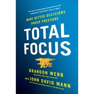 Total Focus audiobook cover art