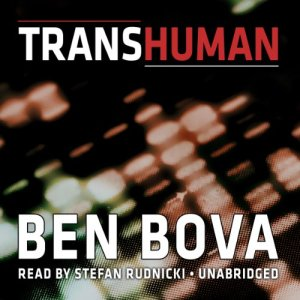 Transhuman audiobook cover art