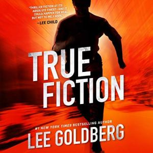 True Fiction audiobook cover art